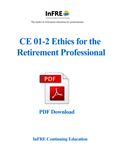Ethics for the Retirement Professional PDF Download Course