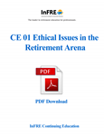Ethical Issues in the Retirement Arena PDF Download Course