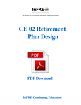 Retirement Plan Design PDF Download Course