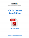 Defined Benefit Plans PDF Download Course
