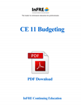 Budgeting PDF Download Course
