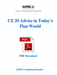 Advice in Today's Plan World PDF Download course