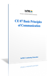 Basic Principles of Communication Print Course