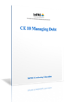 Managing Debt Print Course