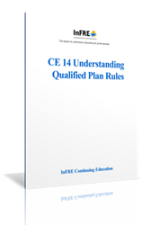Understanding Qualified Plan Rules Print Course