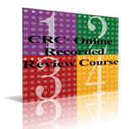 CRC® Pre-Recorded Online Review Course