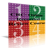 CRC Pre-Recorded Online Review Course