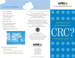 CRC® Client Brochures 1 to 5 packs